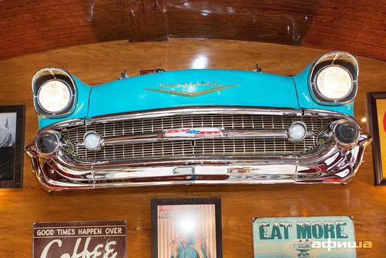 Ресторан Long Island Diner & Bar - фотография 9