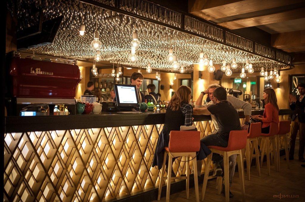 Ресторан Сибирьсибирь - фотография 10