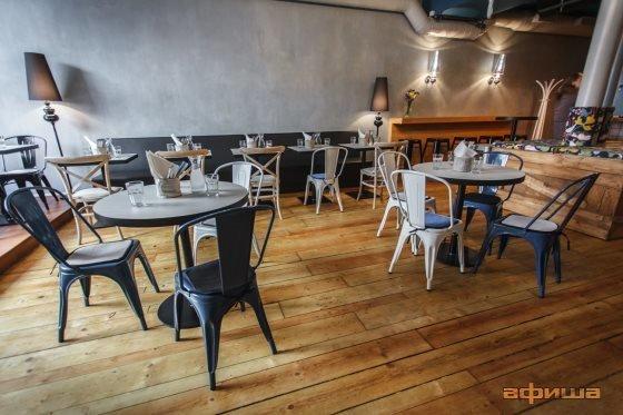 Ресторан Общество чистых тарелок - фотография 14