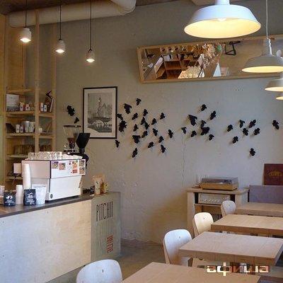 Ресторан Pitchii Coffee and Waffles - фотография 6