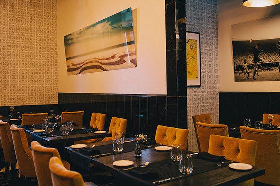 Ресторан Bossa nova - фотография 16