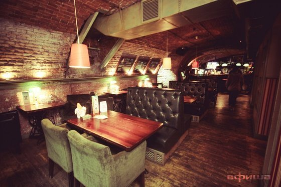Ресторан Холостяк-романтики - фотография 1