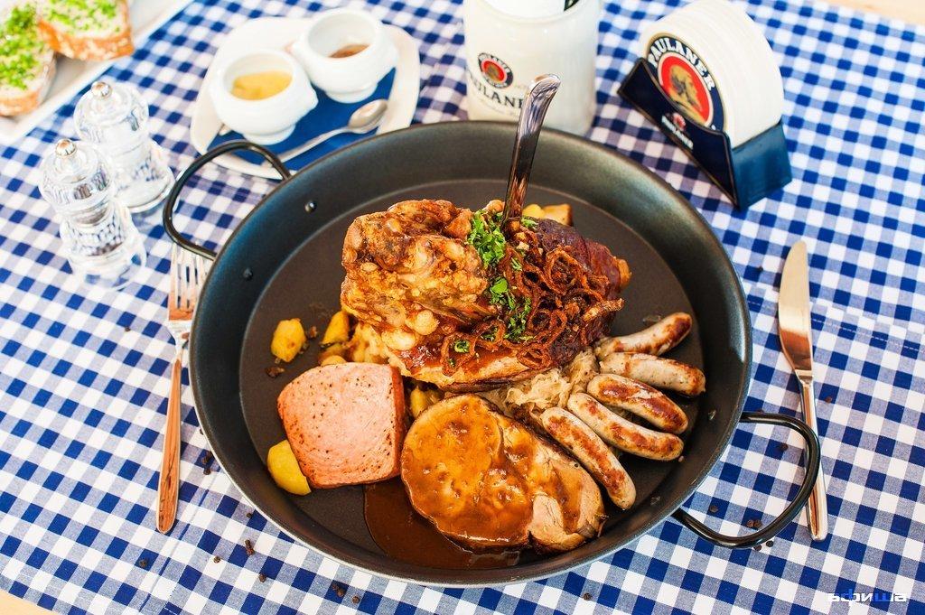 Ресторан Paulaner - фотография 3