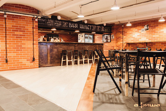 Ресторан Ваня нальет - фотография 9