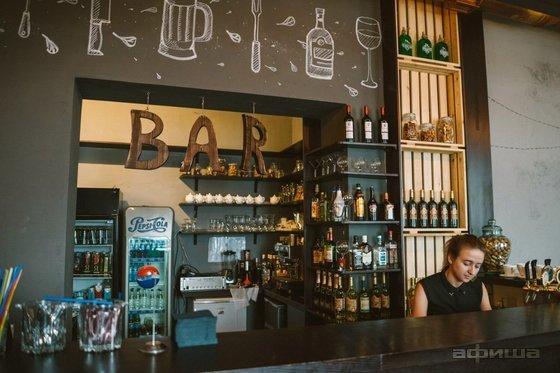 Ресторан Шпинат & Кебаб - фотография 5