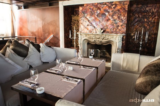 Ресторан Облака - фотография 13