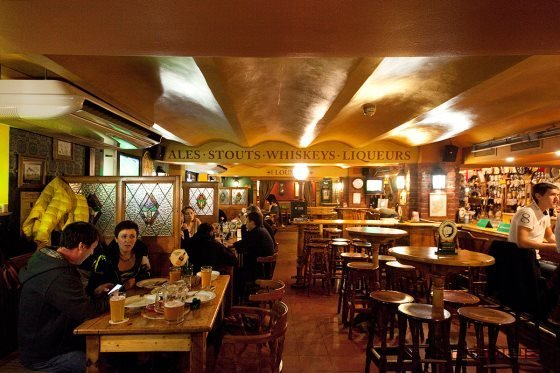 Ресторан Mollie's Pub - фотография 5