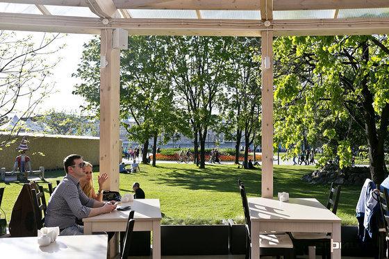 Ресторан Шардам в Музеоне - фотография 15