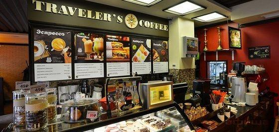 Ресторан Traveler's Coffee - фотография 8