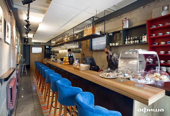 Ресторан Bolshoybar - фотография 15