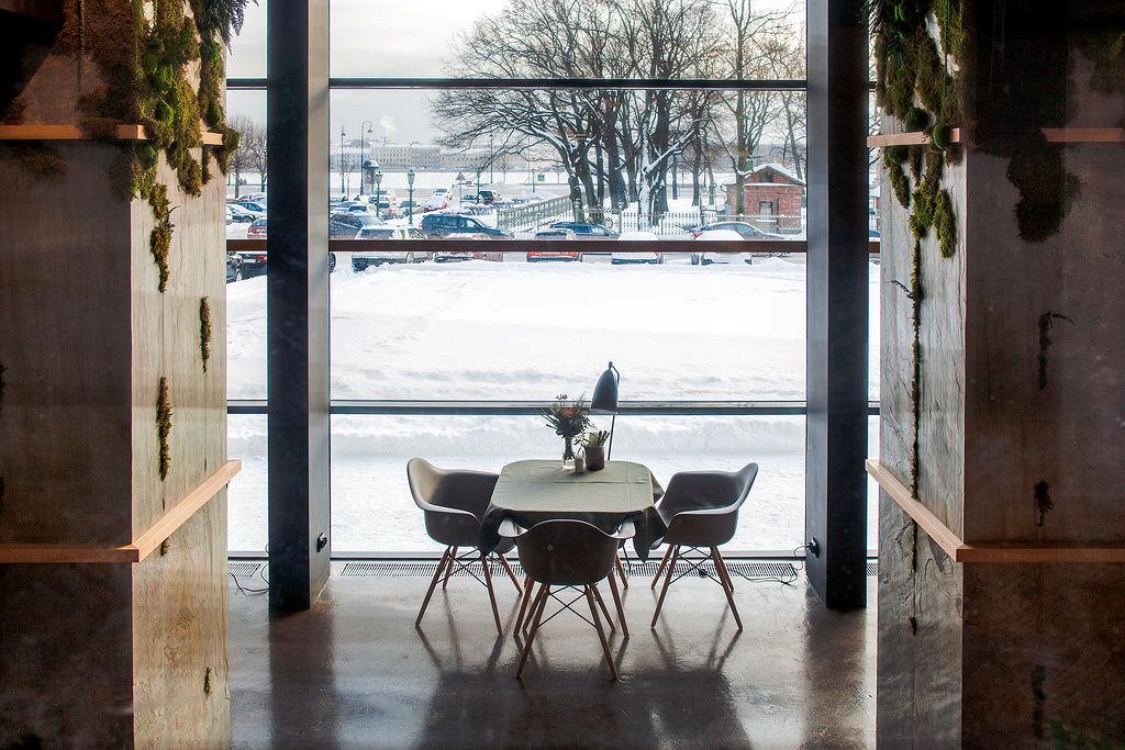Ресторан Волна Gourmet Сafé - фотография 10