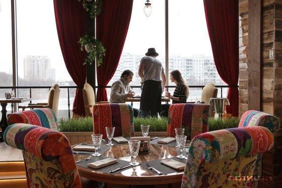 Ресторан Eshak - фотография 13