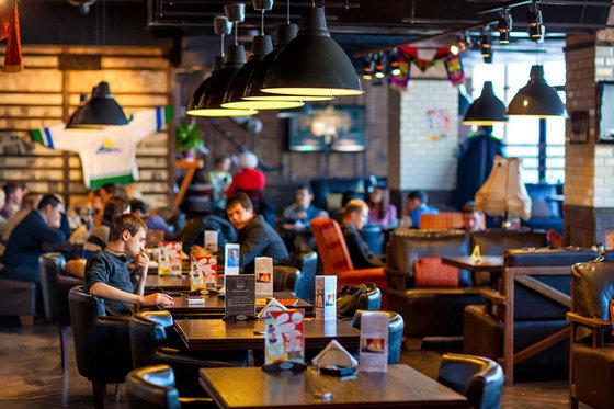 Ресторан Beef - фотография 8