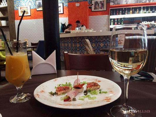 Ресторан Rosmarino - фотография 1