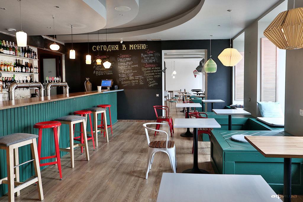 Ресторан Сидрерия - фотография 18