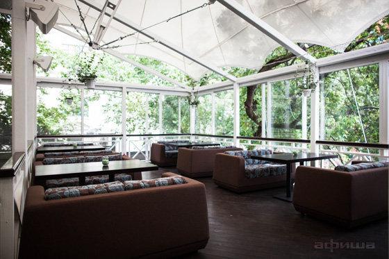 Ресторан Greenberry - фотография 6
