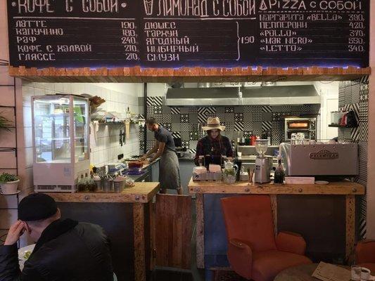 Ресторан Caffe 47 - фотография 3