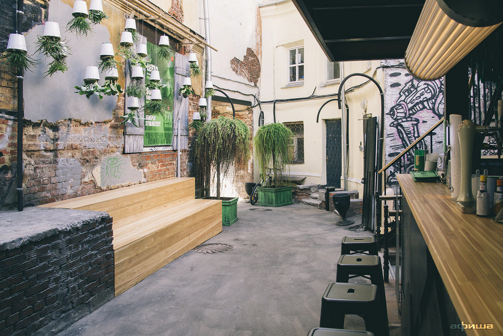 Ресторан Heineken Bar - фотография 18