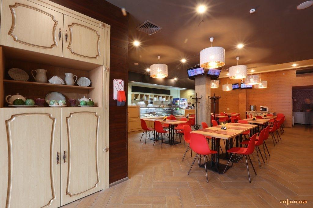 Ресторан Штоф и шанежки - фотография 17