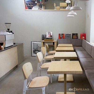 Ресторан Pitchii Coffee and Waffles - фотография 1