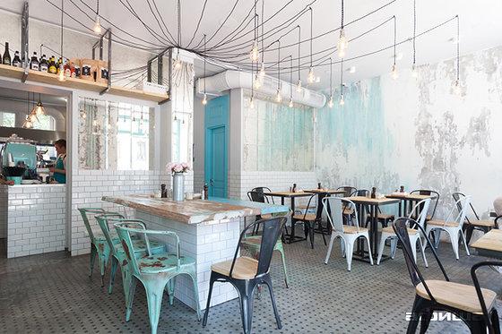Ресторан Scramble Café - фотография 1