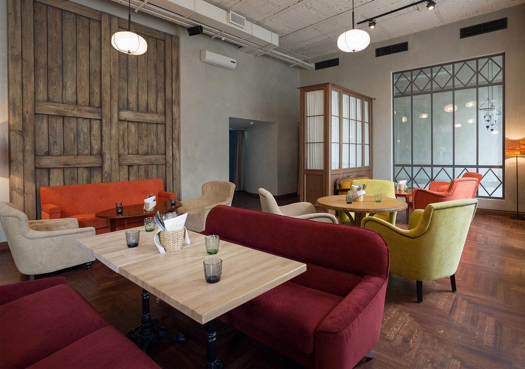 Ресторан Social Club - фотография 7