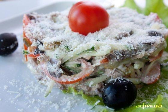 Ресторан Капучино - фотография 14