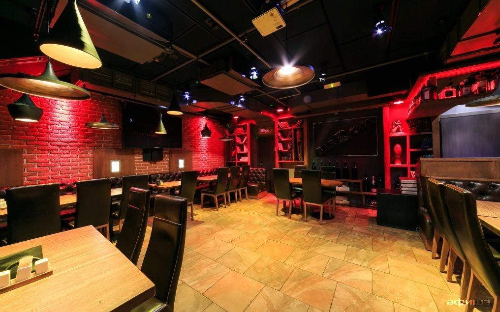Ресторан Bar BQ Café на Пятницкой - фотография 12