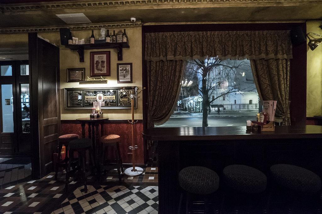 Ресторан Cross Keys Pub - фотография 10