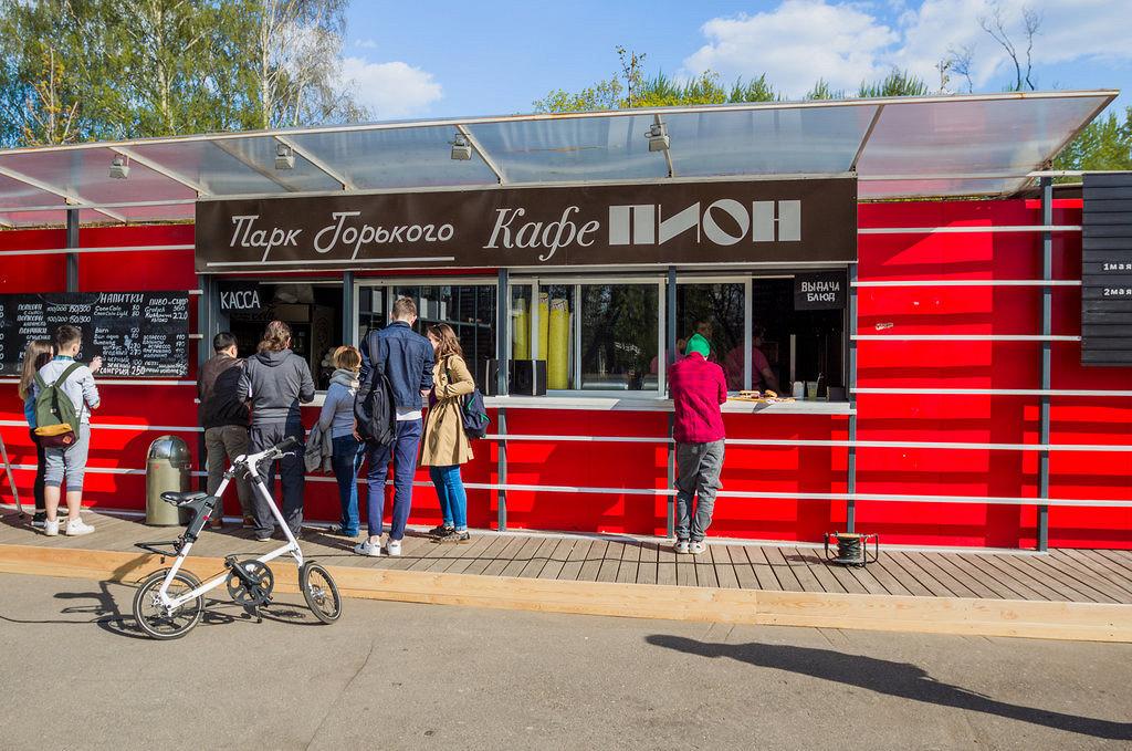 Ресторан Киоск «Пион» - фотография 9