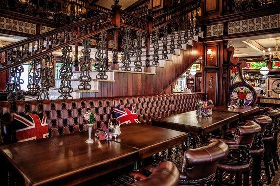 Ресторан Britannia - фотография 14