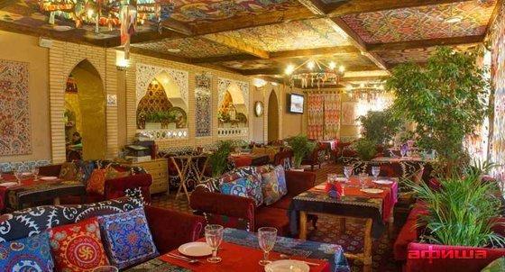 Ресторан Древняя Бухара - фотография 11