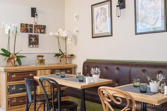 Ресторан Семь сорок - фотография 9