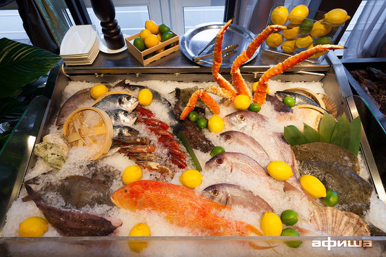 Ресторан Fish - фотография 9