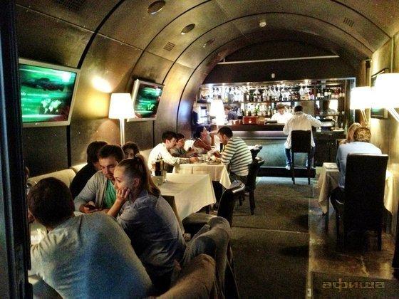 Ресторан Offside - фотография 4