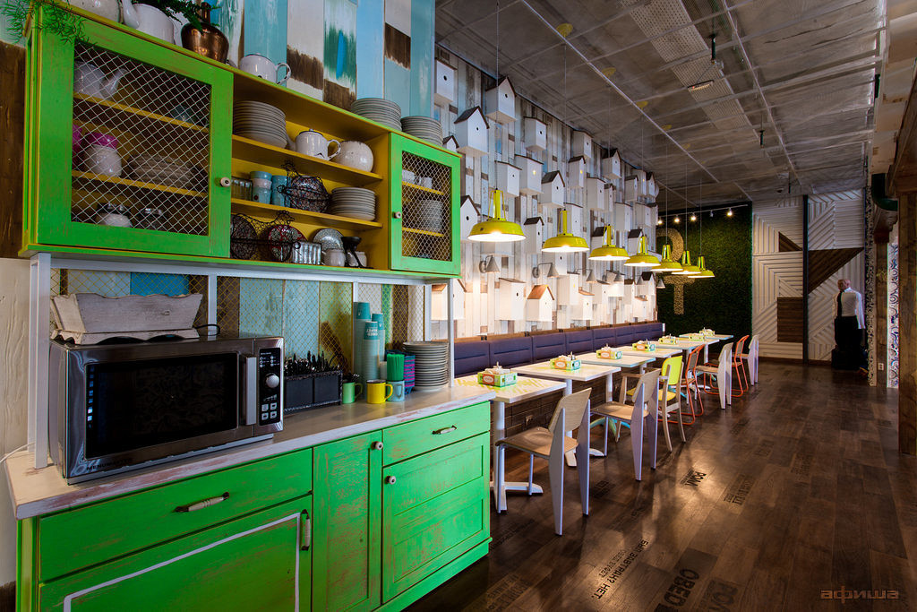 Ресторан Obed Bufet Метрополис - фотография 10