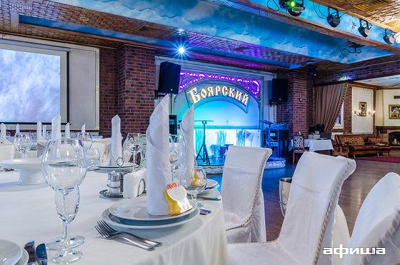 Ресторан Боярский - фотография 24