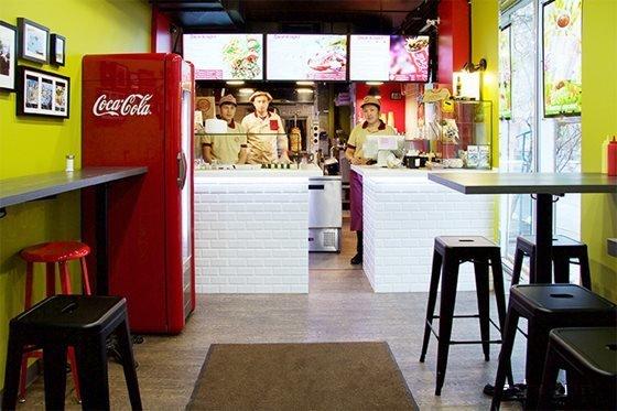 Ресторан Grill & Gyros - фотография 16