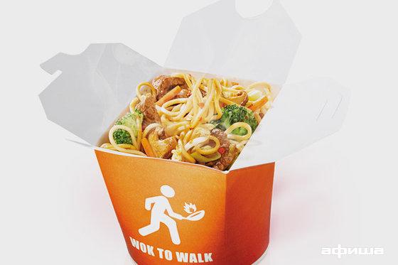 Ресторан Wok to Walk - фотография 11