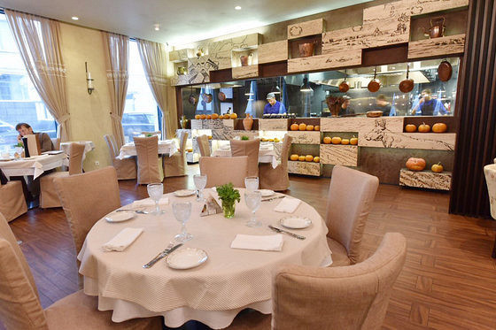 Ресторан Ferma - фотография 13