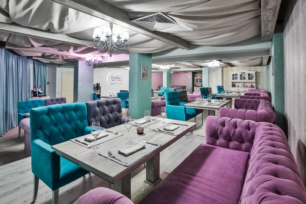 Ресторан Пушкин - фотография 10