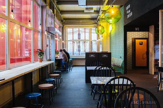 Ресторан Метеор - фотография 13
