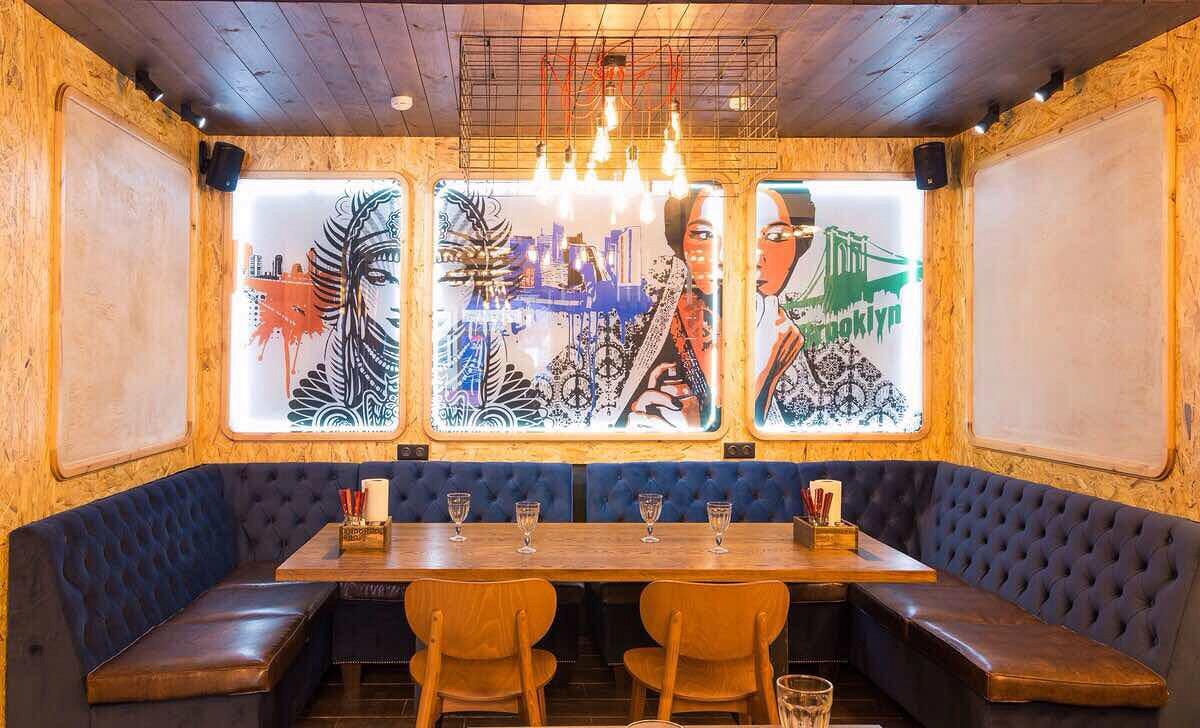 Ресторан Brooklyn BBQ - фотография 21
