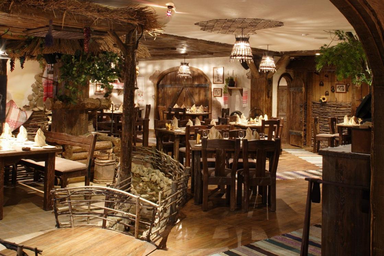 Ресторан Малиновка - фотография 12