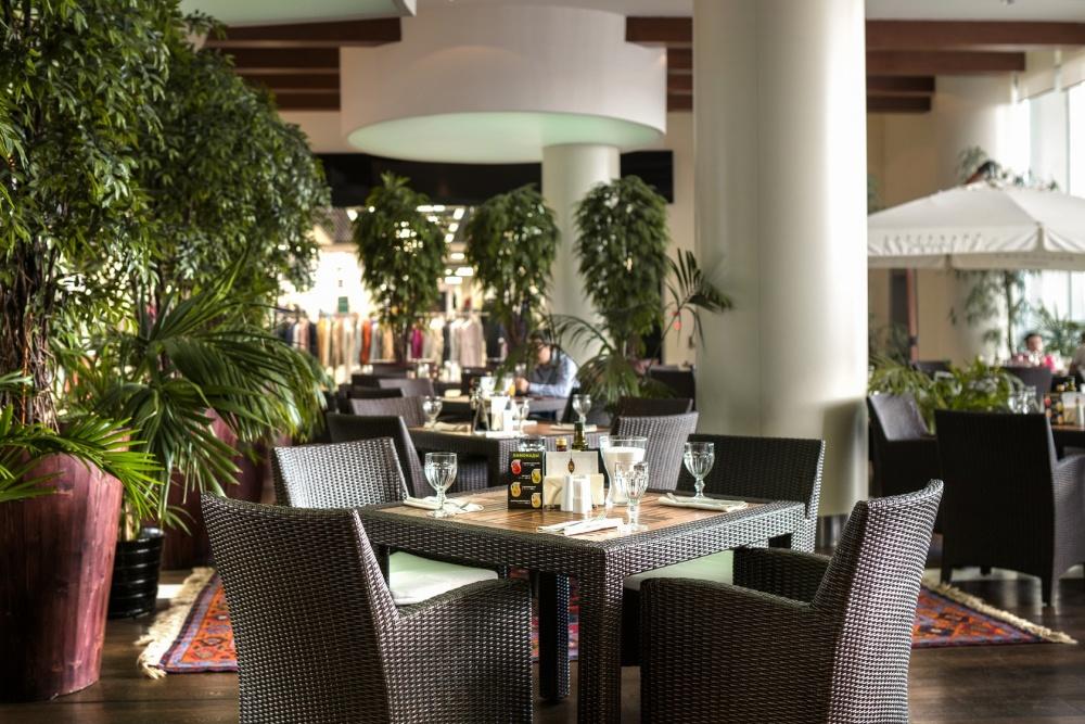Ресторан Zafferano - фотография 3