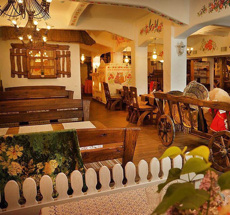 Ресторан Борщ & Сало - фотография 7