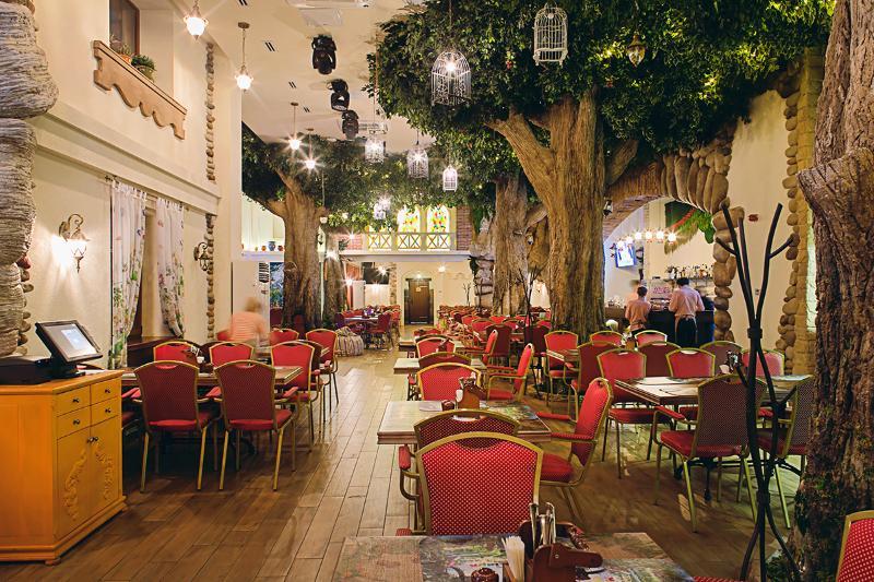 Ресторан Волшебный сад - фотография 5