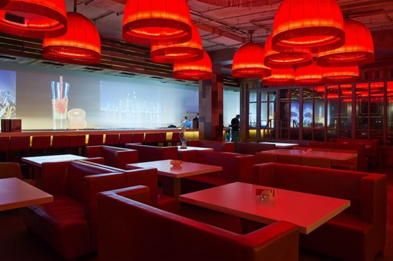 Ресторан Shishas Sferum Bar - фотография 6