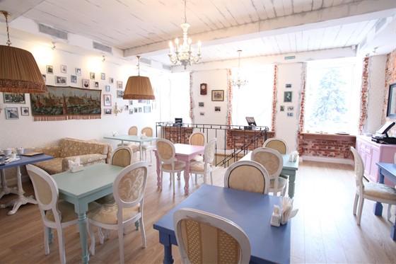 Ресторан Veranda - фотография 3 - 2 этаж
