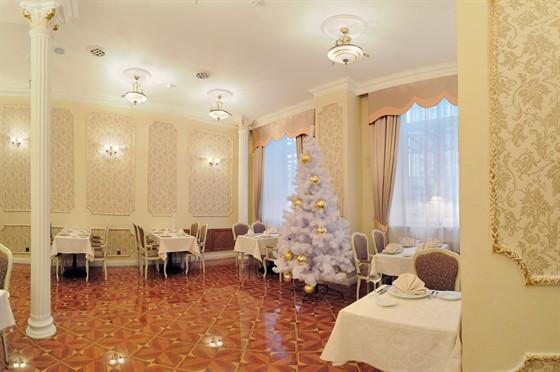 Ресторан Центральный - фотография 7 - ОРЛОВСКИЙ ЗАЛ.